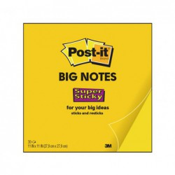 NOTAS EXTRA GRANDES POST-IT...