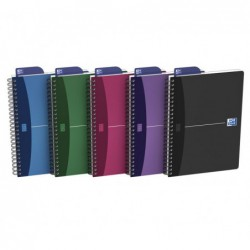 CUADERNO OXFORD URBAN MIX A5
