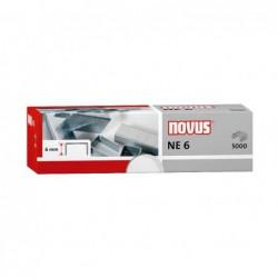 CAJA 5000 GRAPAS NOVUS NE 6