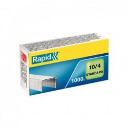 CAJA 1000 GRAPAS RAPID No. 10
