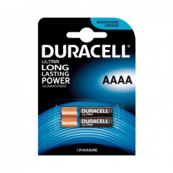 PACK 2 PILAS DURACELL...