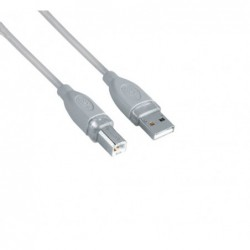 CABLE USB 2.0 HAMA BLINDADO...