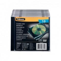 PACK 10 CAJAS CD/DVD...
