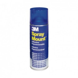 ADHESIVO 3M SPRAY MOUNT 400ml
