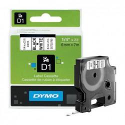 CINTA ROTULAR DYMO D1 6mm