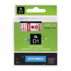 CINTA ROTULAR DYMO D1 19mm